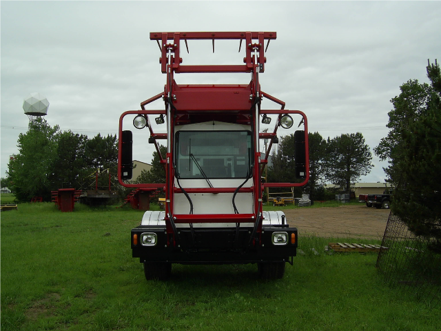Stinger Inc Homepage Big Bale Stacker Bale Wagons